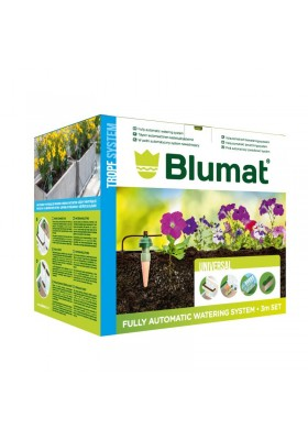 Tropf-Blumat set for 3 m plant boxes