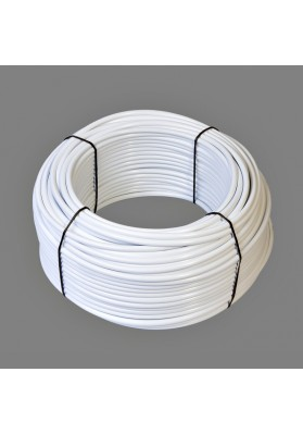 Supply tubing white, price per meter