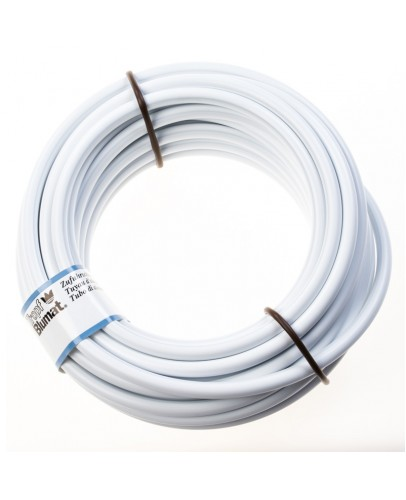 Supply tubing white, 10m roll