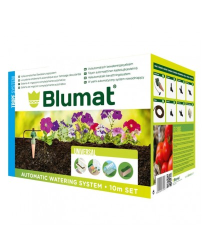 Tropf-Blumat set for 10 m plant boxes
