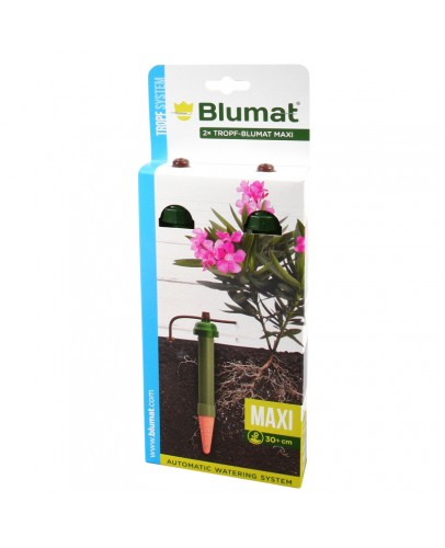 Tropf-Blumat Maxi incl. T-connector 8-3-8 mm, 2 pack