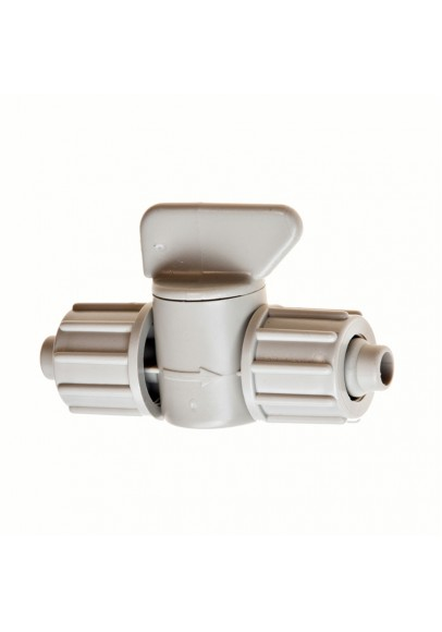 Shut-Off-valve, 1 piece in blister